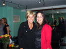 SUZE ORMAN AND MONICA YUNUS AT TCAD LAUNCH EVENT IN NEW YORK CITY